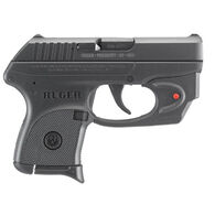 """Ruger LCP 380 Auto 2.75"""" 6-Round Pistol w/ Viridian E-Series Red Laser"""