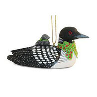 Cape Shore Loon Ornament
