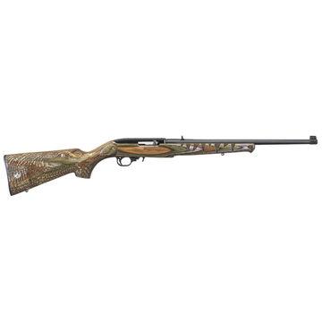 Ruger 10/22 Sporter Engraved Green Mountain Gator 22 LR 18.5 10-Round Rifle
