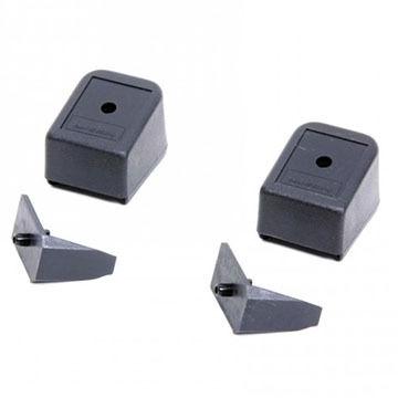 ProMag Glock 9mm+2 & 40 S&W+ 1 Floor Plate - 2 Pk.