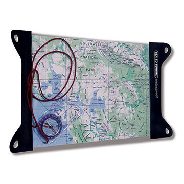 Sea to Summit Waterproof TPU Guide Map Case