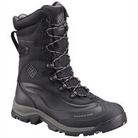 Columbia Men's Bugaboot Plus III XTM Omni-Heat Waterproof Insulated Boot, 600g