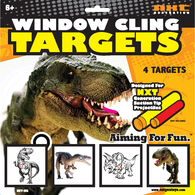 NXT Generation Children's Dino Window Cling Targets