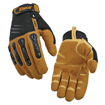 Kinco Men's Unlined Foreman Work Glove