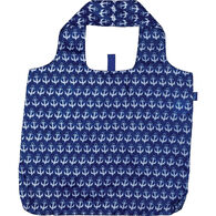 Rockflowerpaper Anchor Navy Reusable Blu Bag