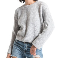Z Supply Women's Rag Poets Marina Cropped Sweater
