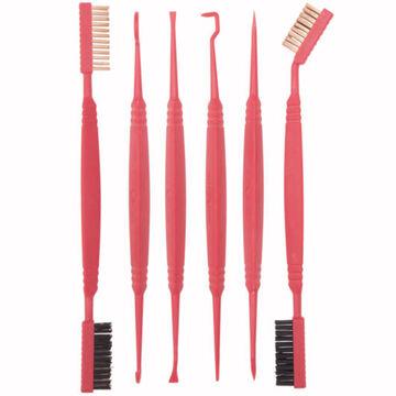 Real Avid Accu-Grip Picks & Brushes Set