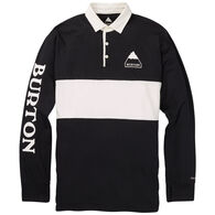 Burton Men's Midweight Rugby Long-Sleeve Shirt