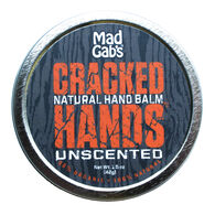 Mad Gab's Cracked Hands Unscented Natural Hand Balm