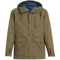 Woolrich Men's Crestview Hooded Insulated Waterproof Jacket
