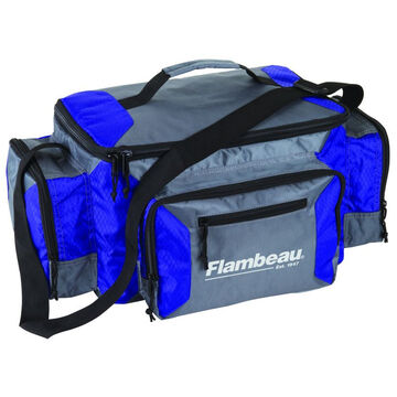 Flambeau Graphite 500 Blue Tackle Bag