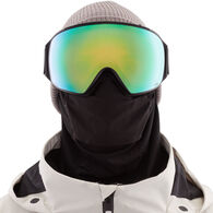 Anon Men's M4 Toric Snow Goggle + Spare Lens + MFI Facemask