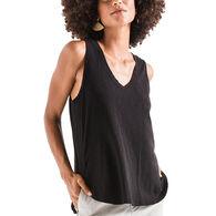 Z Supply Women's Cotton Slub Shift Tank Top