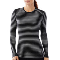 SmartWool Women's NTS Mid 250 Pattern Crew-Neck Baselayer Top