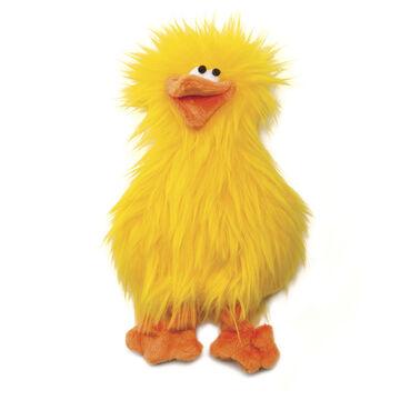 West Paw Design Spring Chicken Plush Dog Toy