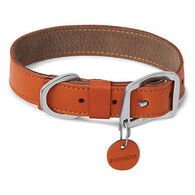 Ruffwear Frisco Water-Resistant Leather Dog Collar