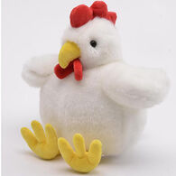 Unipak Designs Plush Rooster Plumpee