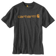 Carhartt Men's Big & Tall Screenprinted Logo Short-Sleeve T-Shirt