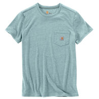 Carhartt Women's Pocket Short-Sleeve T-Shirt