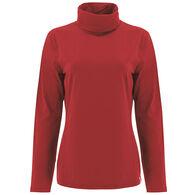 Aventura Women's Old Ranch Teton T-Neck Long-Sleeve Shirt