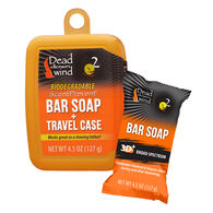 Dead Down Wind ScentPrevent Bar Soap & Travel Case