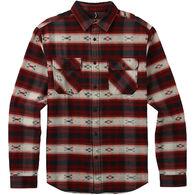 Burton Men's Brighton Burly Flannel Long-Sleeve Shirt