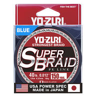 Yo-Zuri SuperBraid Fishing Line - 150 Yards