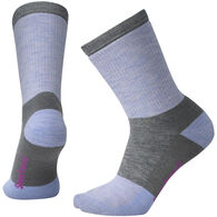 SmartWool Women's Striped Hike Medium Crew Sock - Special Purchase
