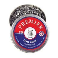 Crosman Premier 177 Cal. 7.9 Grain Super Match Lead Pellet (500)