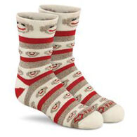 Fox River Mills Youth Monkey Stripe Lightweight Sock
