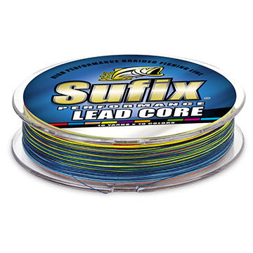 Sufix Performance Lead Core Fishing Line - 200 Yards