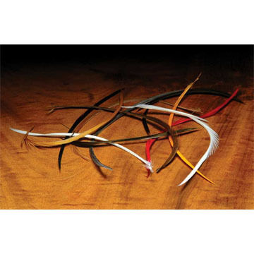 Hareline Stripped Goose Biot Fly Tying Material - 4 Pk.