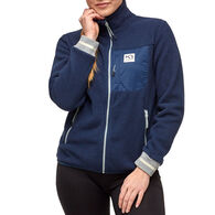 Kari Traa Women's Rothe Midlayer Full-Zip Jacket