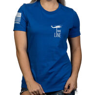 Nine Line Apparel Women's 5 Things Relaxed Fit Short-Sleeve T-Shirt