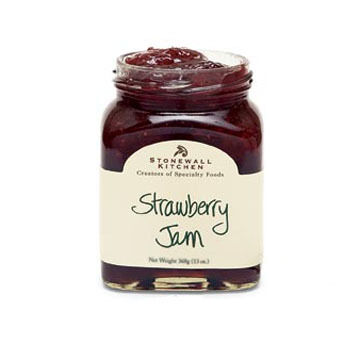 Stonewall Kitchen Mini Strawberry Jam, 3.75 oz.
