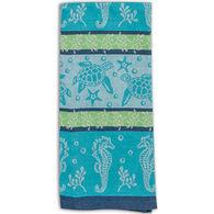 Kay Dee Designs Sea Life Jacquard Tea Towel
