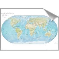 Maptech World Decorative Nautical Chart