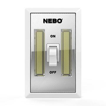 Nebo FlipIt 215 Lumen Portable COB LED Light - 2 Pk.