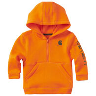 Carhartt Infant/Toddler Boy's Half Zip Sweatshirt
