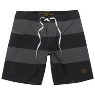 Grundens Men's Dark Seas Overtide Boardshort