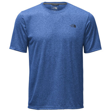 The North Face Mens LFC Reaxion Crew Short-Sleeve T-Shirt
