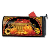 MailWraps Harvest Basket Magnetic Mailbox Cover