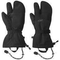 Outdoor Research Men's Highcamp 3-Finger Glove