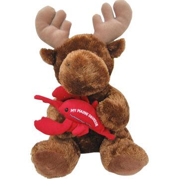 "Aurora My Maine Squeeze 10"" Plush Stuffed Animal"