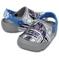 Crocs Boys' & Girls' Fun Lab Lights R2D2 Clog