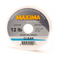 Maxima Clear Monofilament Leader Wheel