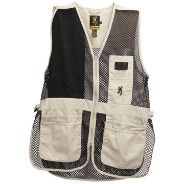Browning Mens Trapper Creek Mesh Shooting Vest