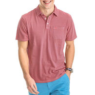 Southern Tide Men's Island Road Jersey Striped Polo Short-Sleeve Shirt