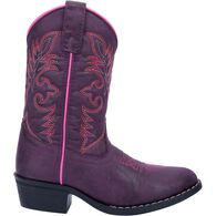 Dan Post Girls' Laredo Jam Western Leather Boot