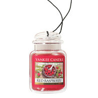 Yankee Candle Car Jar Ultimate - Red Raspberry